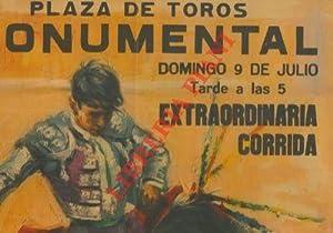 Corrida di Paco Camino, El Cordobes, Linares e di Damaso Gomez, Luis Jerezano, El,Paquiro.