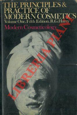 The principles & practice of modern cosmetics.: HARRY Ralph G.