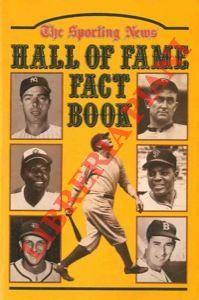 Hall of fame fact book. 1983 edition.