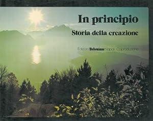 In principio. Storia della creazione raccontata secondo