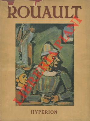 Georges Rouault. Introduction par Georges Rouault.