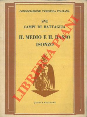 Il Medio e il Basso Isonzo. Sui