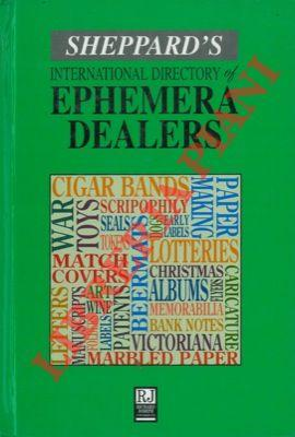 International directory of ephemera dealers.