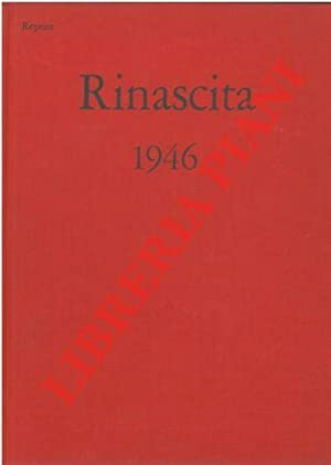 Rinascita. 1946.