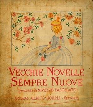 Vecchie novelle sempre nuove raccontate da M.: PEZZE' PASCOLATO M.