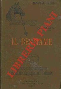 Il bestiame e l'agricoltura in Italia.: ALBERTI Federico -