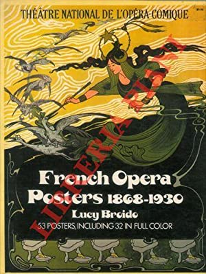 French Opera Posters 1868-1930.