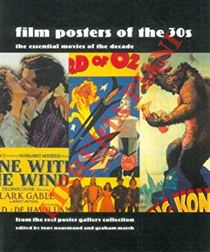Film posters of the 30s. The essential movies of the decade from the Reel Poster Gallery Collection.