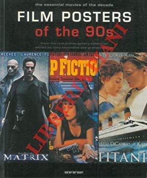 Film posters of the 90s. The essential movies of the decade from the Reel Poster Gallery Collection.