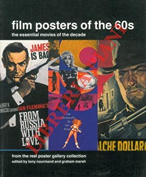 Film posters of the 60s. The essential movies of the decade from the Reel Poster Gallery Collection.