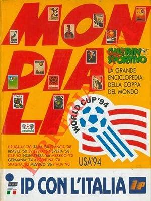 Mondiali. La grande enciclopedia della Coppa del: LANZARINI Alessandro) -