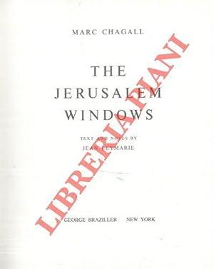 The Jerusalem Windows.: CHAGALL Marc -