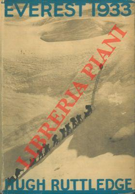 Everest 1933.: RUTTLEDGE Hugh -