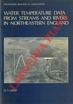 Water temperature data from streams and rivers in northeastern England.