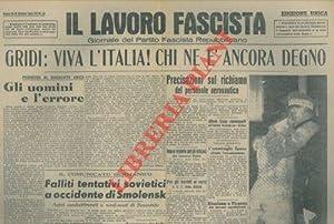 Gridi : Viva l'Italia chi ne è