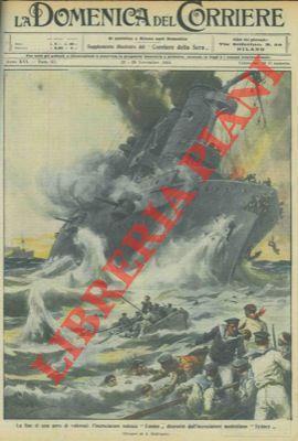 L'incrociatore tedesco Emden distrutto dall'incrociatore australiano Sydney.: BELTRAME A. -