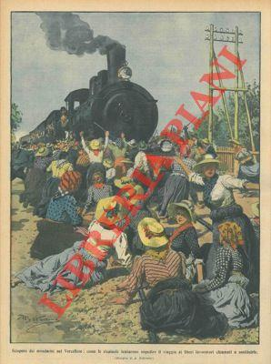 Sciopero di risaiuole nel vercellese da beltrame a for Piani di casa artigiana con seminterrato di sciopero