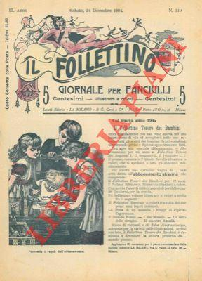 Il follettino. Giornale per fanciulli.