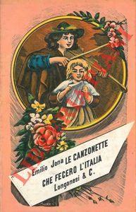 Le canzonette che fecero l'Italia.: JONA Emilio -