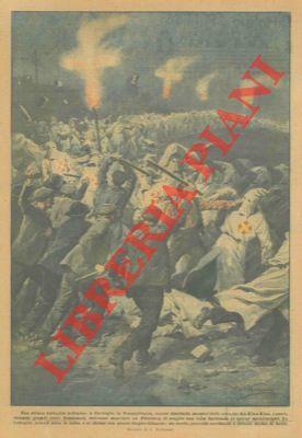 Drammatica battaglia in Pennsylvania contro diecimila membri: BELTRAME A. -
