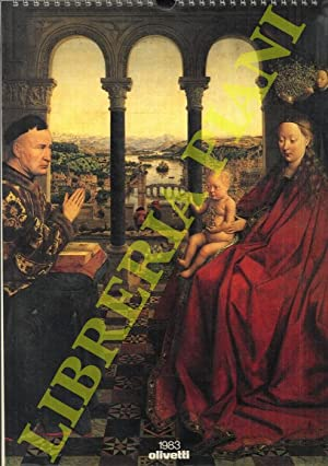 Calendario 1983, Jan van Eyck.
