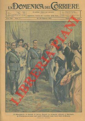 Il fidanzamento di Jolanda di Savoia.: BELTRAME A. -