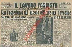 Il lavoro fascista. Giornale del Partito Fascista