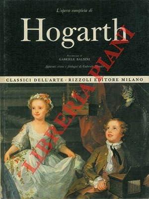 L'opera completa di Hogarth pittore.: MANDEL Gabriele -