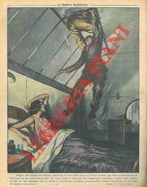 Fuggiti di notte dalle carceri di Sestri: PISANI Vittorio -