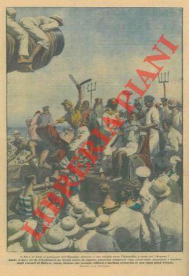 Il Duca di York al passaggio dell'Equatore,: BELTRAME A. -