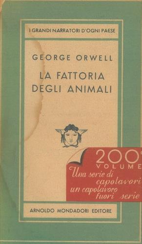 La fattoria degli animali.: ORWELL George -