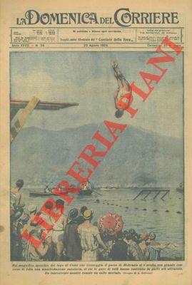 Nel Lago di Como si é svolta: BELTRAME A. -
