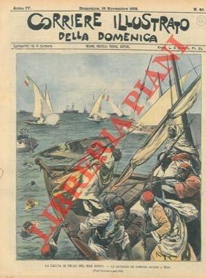 La caccia ai pirati del Mar Rosso. La battaglia dei sambuchi davanti a Midy.