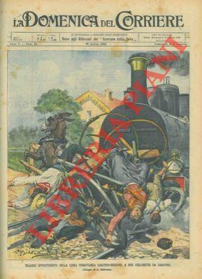 Saronno-Seregno: tragico investimento sulla linea ferroviaria.: BELTRAME A. -
