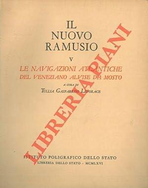 Il nuovo Ramusio. Raccolta di viaggi, testi: GASPARRINI LEPORACE Tullia