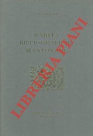 Rarità bibliografiche mantovane.: PESCASIO Luigi -