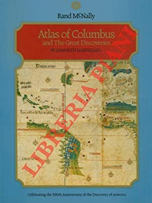 Atlas of Columbus and the great discoveries.