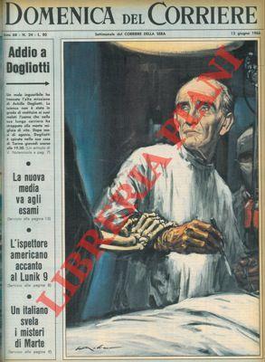 E' morto Achille Dogliotti, l'uomo che nella: MOLINO W. -