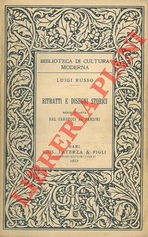 Ritratti e disegni storici. Serie quarta. Dal: RUSSO Luigi -