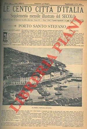 Porto Santo Stefano. Port?Ercole.: Le cento città