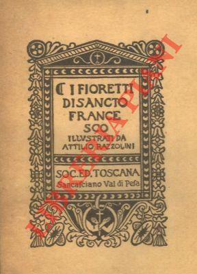 I fioretti di Sancto Francesco.