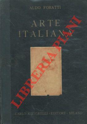 Arte italiana.: FORATTI Aldo -