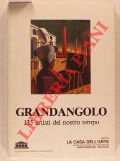 Grandangolo. 135 artisti del nostro tempo.: La Casa dell'Arte