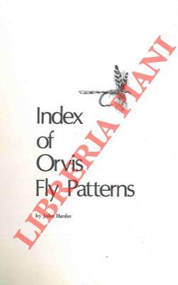 Index of Orvis fly patterns.