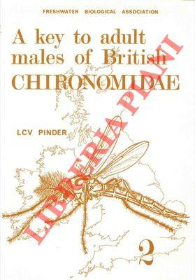 A key to adult males on british Chironomidae (Diptera) the non-biting midges. Vol. 2. Illustratio...