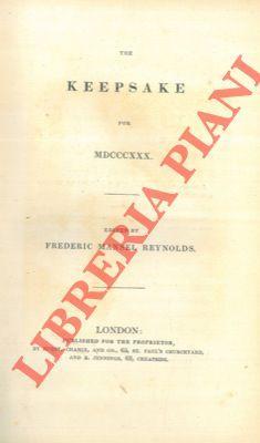 The Keepsake for 1830.