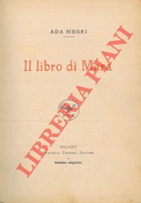 Il libro di Mara.: NEGRI Ada -