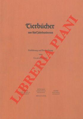 Tierbucher aus funf Jahrhunderten.: NISSEN Claus -