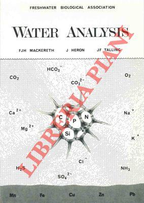 Water analysis: some revised methods for limnologists.