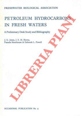 A preliminary desk study on petroleum hydrocarbons in fresh waters.